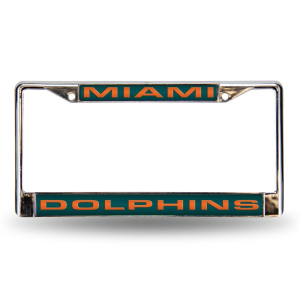 Miami Dolphins License Plates