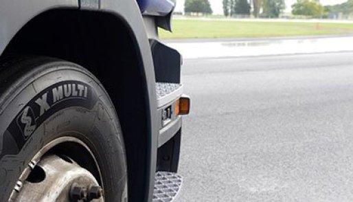 camión Michelin