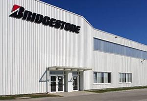 fábrica de Bridgestone