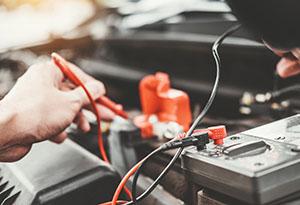 Fundamental revisar la batería tras una larga inactividad