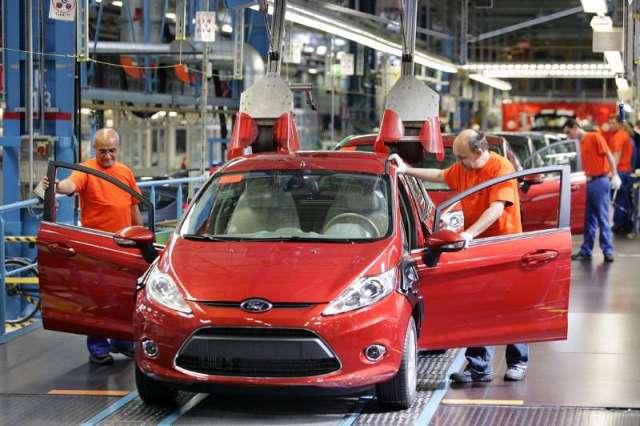 Produccion Ford