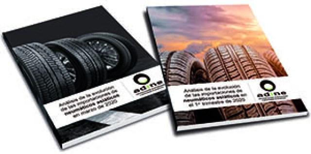 Análisis de la evolución de las importaciones de neumáticos asiáticos