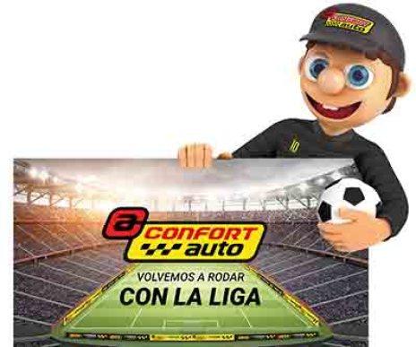 La Liga Confortauto