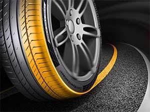 Cuidar el neumático es clave para reducir el consumo del vehículo