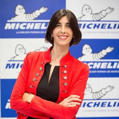 Elena Iborra en Michelin