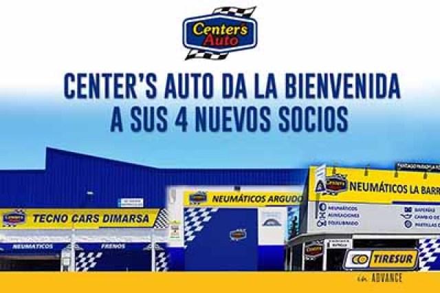 Talleres Centers Auto