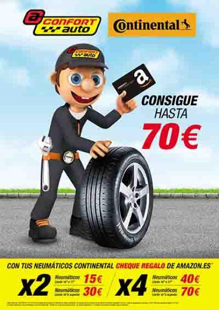 Confortauto y Continental