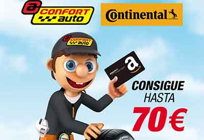 Promoción Confortauto