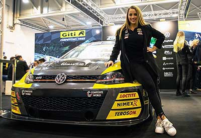 Giti Tire se prepara para las 24H de Nürburgring