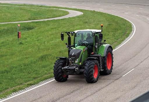 Vredestein tractor