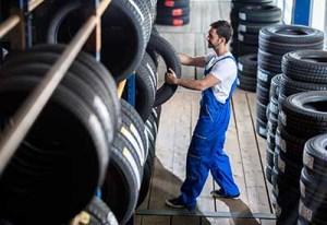 Recogida neumáticos