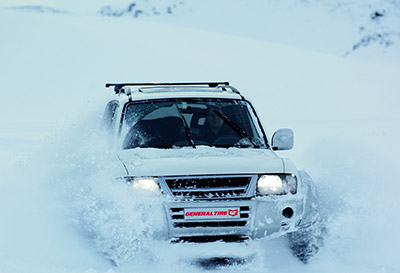 Neumáticos Uniroyal para conducir de forma segura en invierno