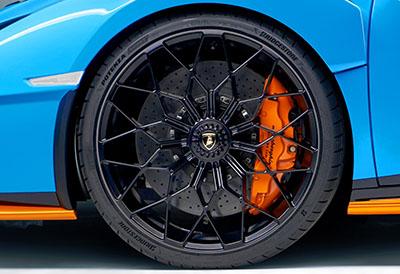 Bridgestone proveedor de Lamborghini