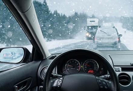 Conducción invierno