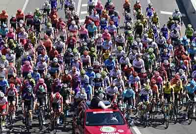 Continental patrocina la Volta Ciclista a Catalunya