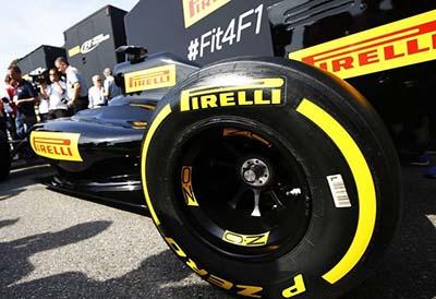 Pirelli en F1