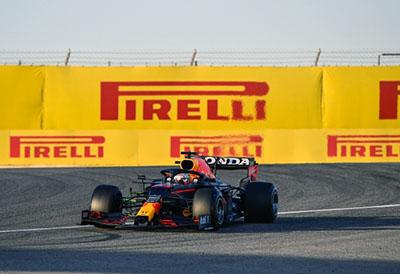 Verstappen, el más veloz de los tests de pretemporada con el compuesto C4