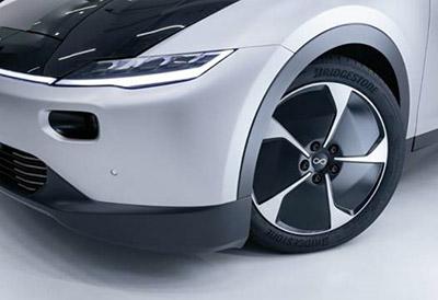 Bridgestone y Lightyear se asocian para el coche eléctrico solar