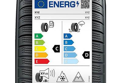 El 1 de mayo llega una nueva etiqueta europea de los neumáticos