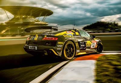 Victoria del equipo femenino de GiTi Tire en Nürburgring