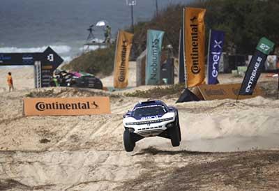 Rosberg X Racing se hace con la nueva serie de carreras Extreme E
