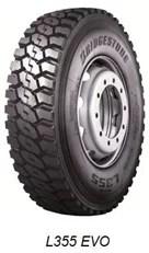 Pneu Bridgestone L355 EVO