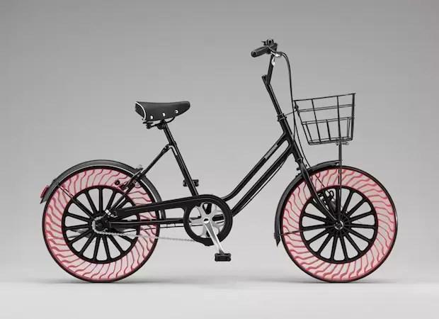 Bridgestone Pneus Bicicleta