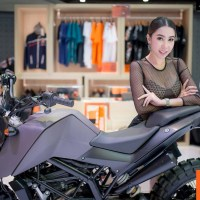 Meet The Customised KTM Duke 200 [Duke-T Concept] By Kunka
