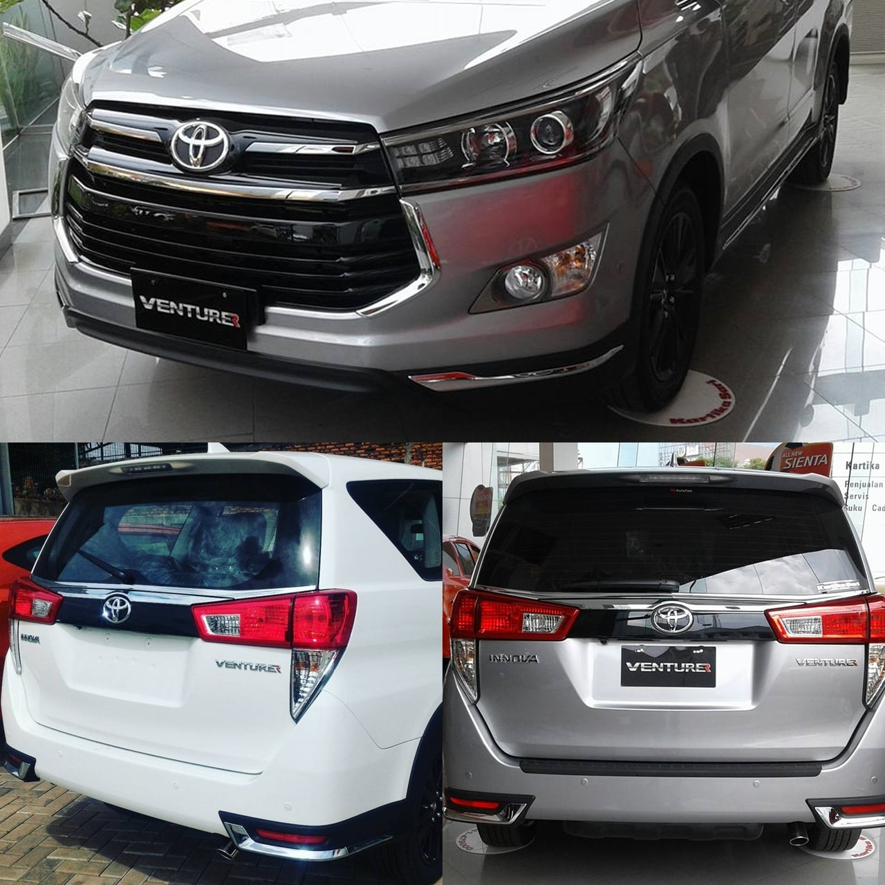 all new innova venturer interior headlamp grand veloz toyota india price launch specs autopromag