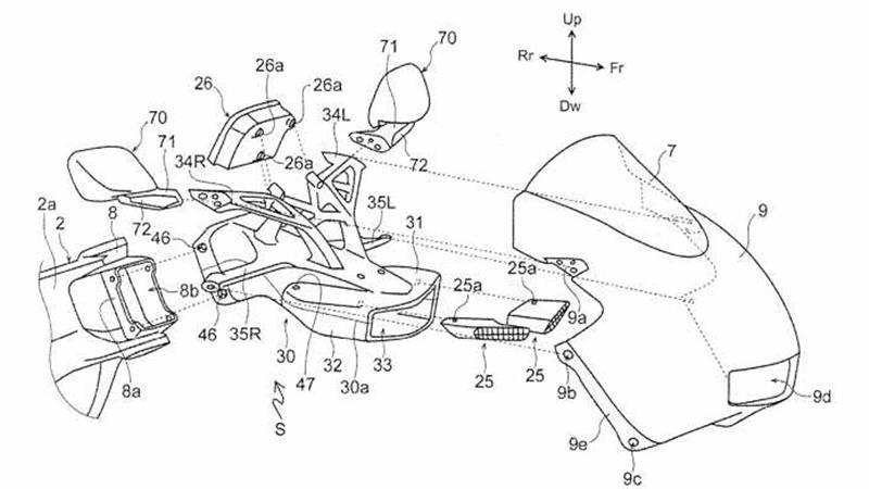New 2018 Honda CBR600RR