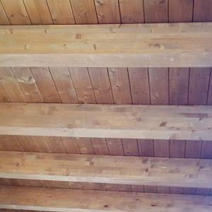 Vigas madera laminada encolada