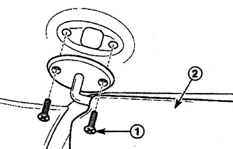 Дэу Матиз. Снятие и установка элементов крыши. Daewoo Matiz