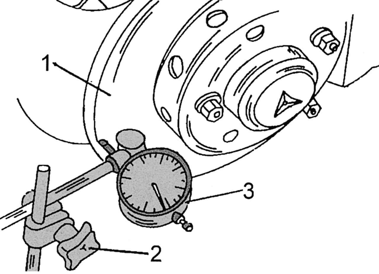 Мерседес-Бенц Спринтер. Установка заднего тормозного диска
