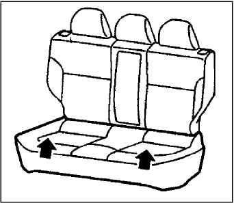 Как снять сиденье на мицубиси аутлендер » Мир авто