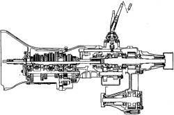 Мицубиси Паджеро. Механическая коробка передач. Mitsubishi