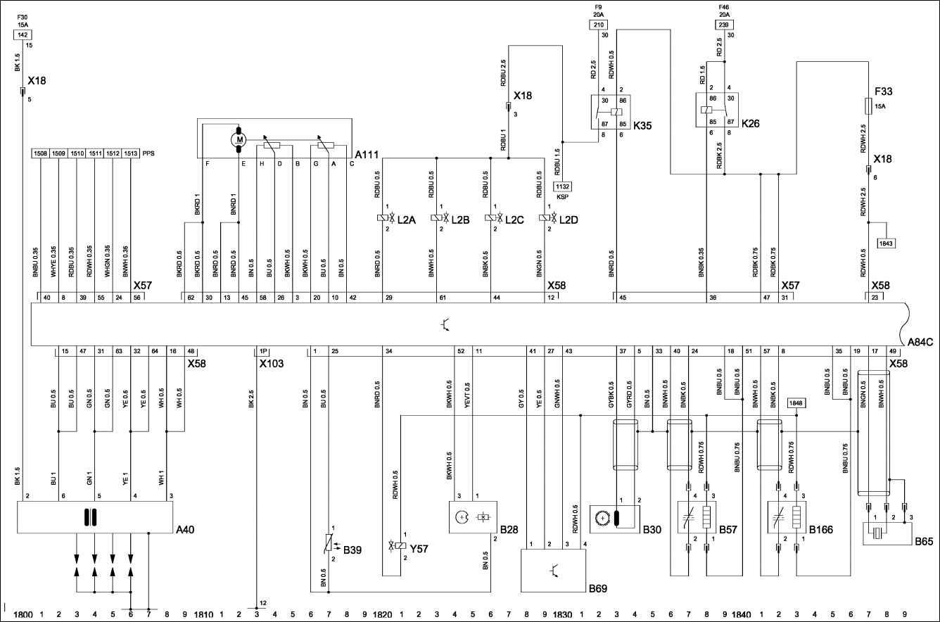 opel corsa b wiring diagram 2002 mercury sable radio Опель Корса Ц Схема  11 двигатель z18xe simtec 71