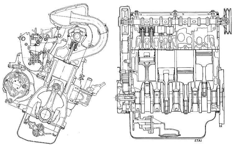 Пежо 405. Дизельные двигатели. Peugeot 405