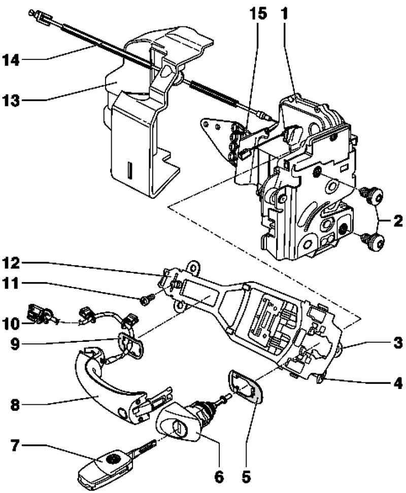 Vw Polo Central Locking Wiring Diagram