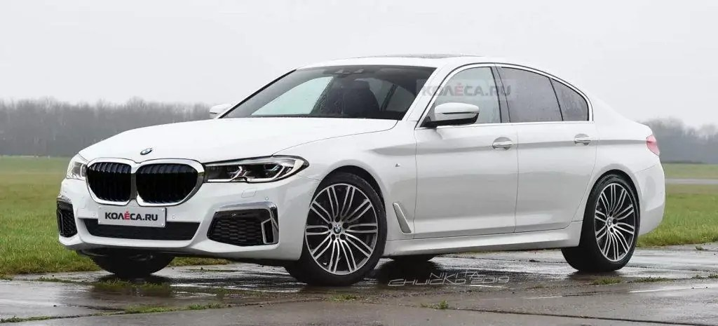 Nuova BMW Serie 5 cosa ci aspettiamo dal restyling 2020