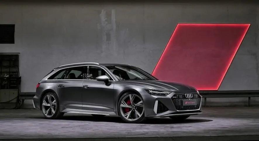 Nuova Audi RS 6 Avant 2020, la familiare da 600CV
