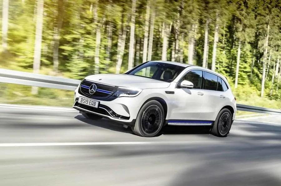 Nuovo Mercedes-Benz EQB 2020 tutto sul B SUV elettrico