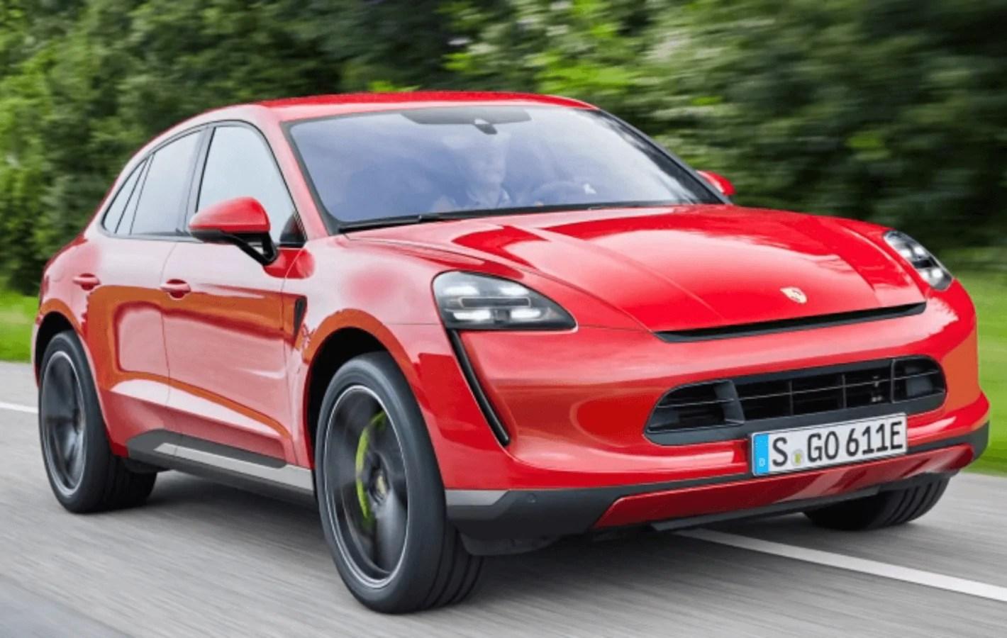Nuova Porsche Macan, nel 2021 il SUV elettrico