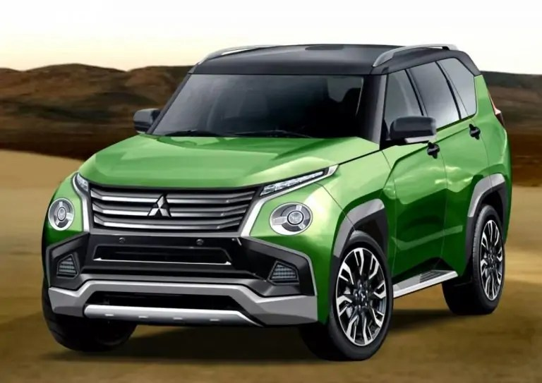 Nuovo Mitsubishi Pajero 2021, il SUV AWD in anteprima ...