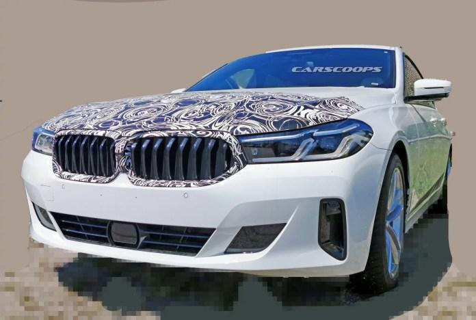 Nuova BMW Serie 6 GT 2021, il design Definitivo