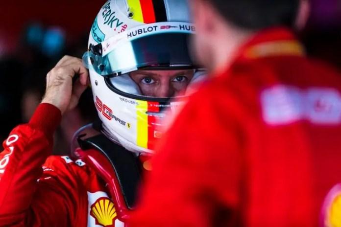 Sebastian Vettel lascia la Ferrari alla fine del Campionato 2020