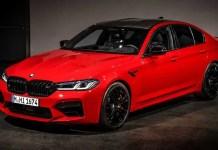 Nuova BMW M5 CS 2021, il mostro da 640CV in Anteprima
