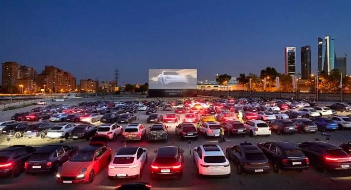 In Spagna un Drive-in per sole Porsche