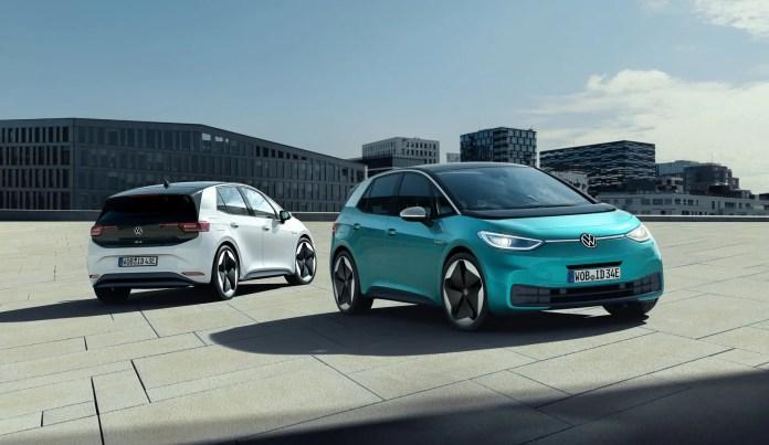 Sorpresa! VW ID.3 è la seconda Auto più venduta in UE