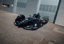 Mercedes cambia colore in Formula E