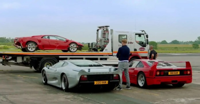 Top Gear torna con una nuova Stagione, il Trailer
